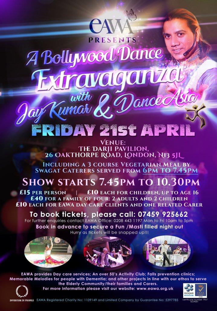 Bollywood Dance Extravaganza