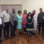 EAWA Staff and Board Team